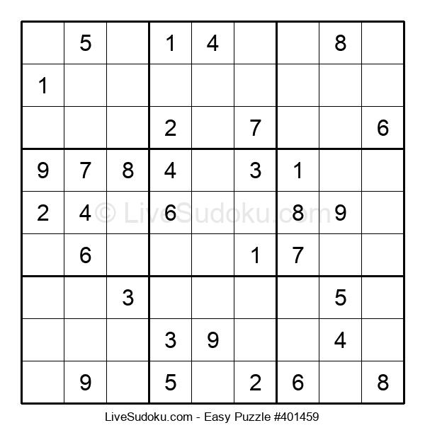 Beginners Puzzle #401459