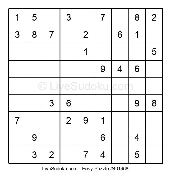 Beginners Puzzle #401468