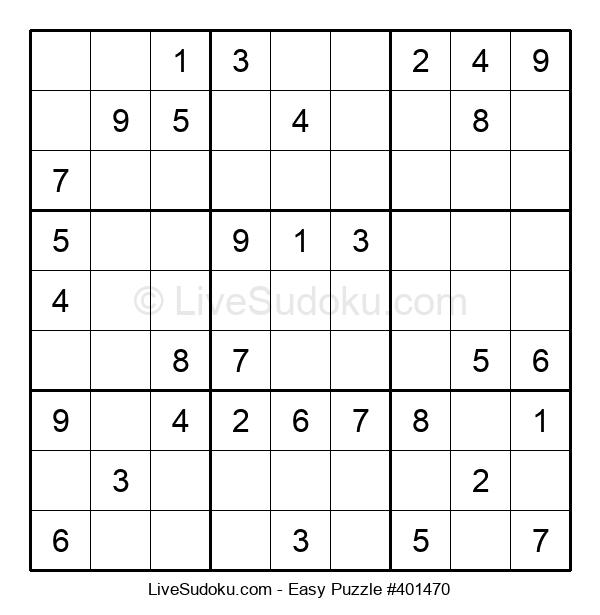 Beginners Puzzle #401470
