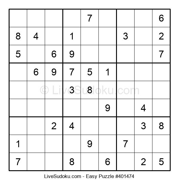 Beginners Puzzle #401474