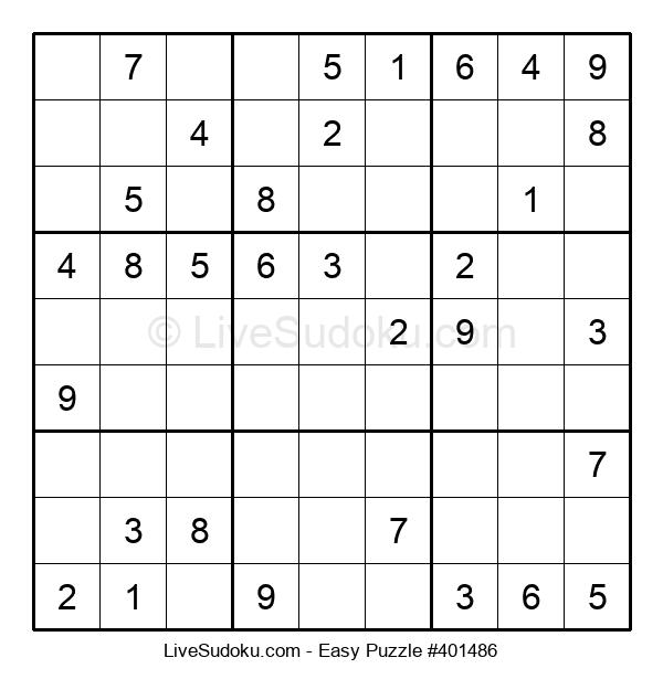 Beginners Puzzle #401486