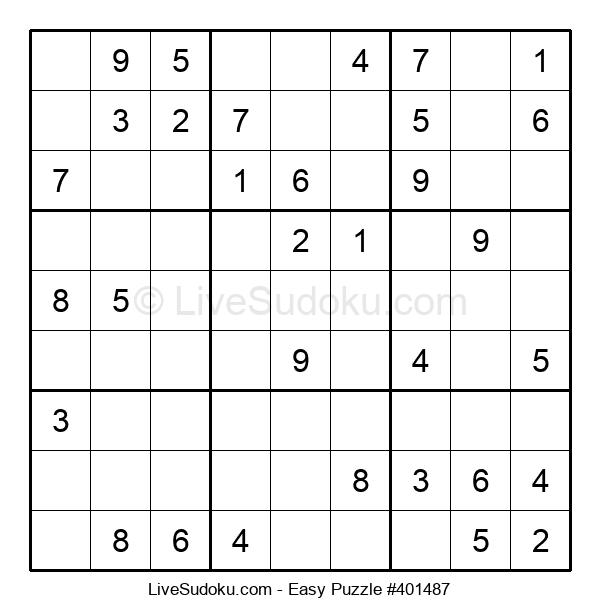 Beginners Puzzle #401487