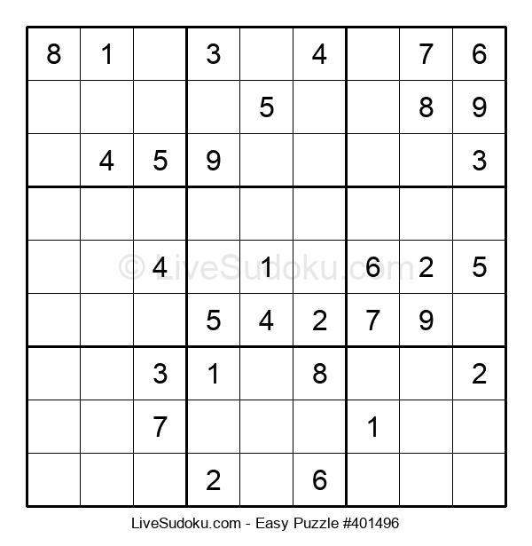 Beginners Puzzle #401496