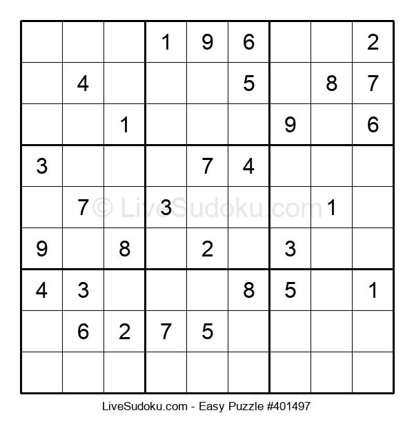 Beginners Puzzle #401497