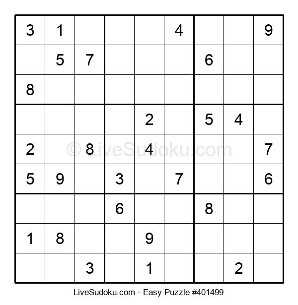 Beginners Puzzle #401499
