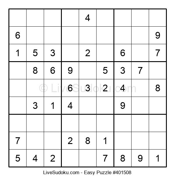 Beginners Puzzle #401508