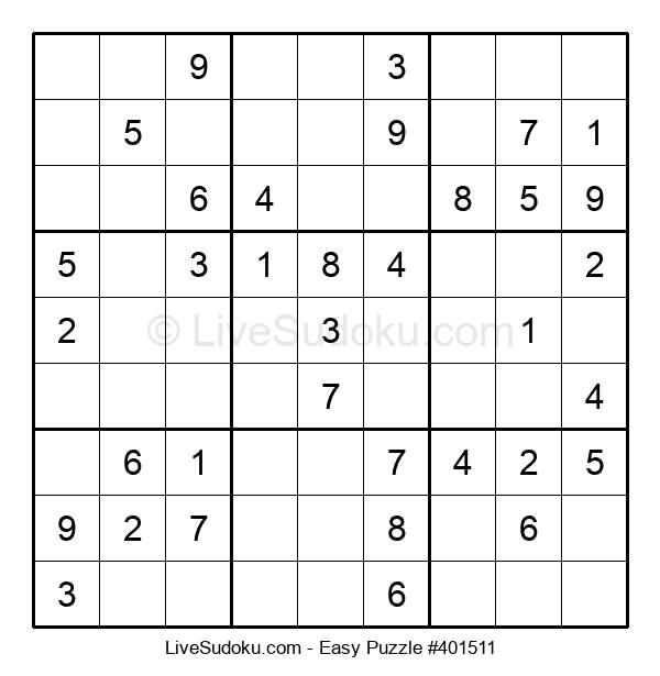 Beginners Puzzle #401511