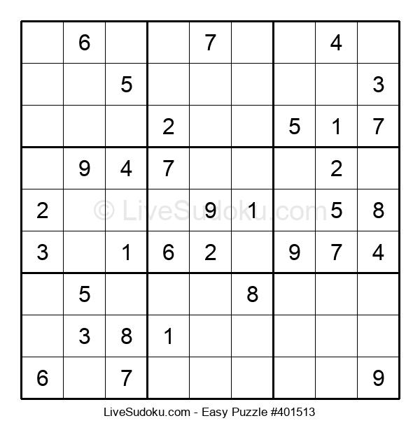 Beginners Puzzle #401513
