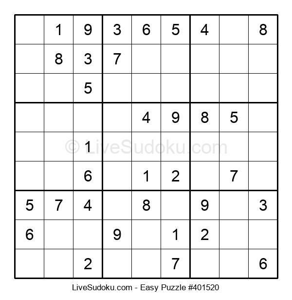 Beginners Puzzle #401520