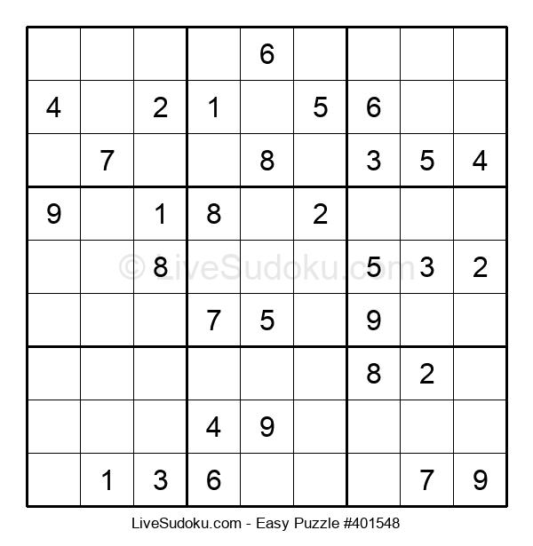 Beginners Puzzle #401548