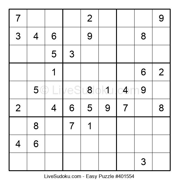 Beginners Puzzle #401554