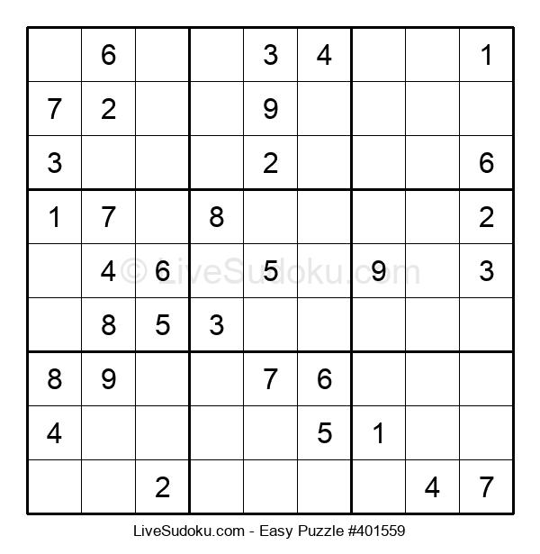 Beginners Puzzle #401559