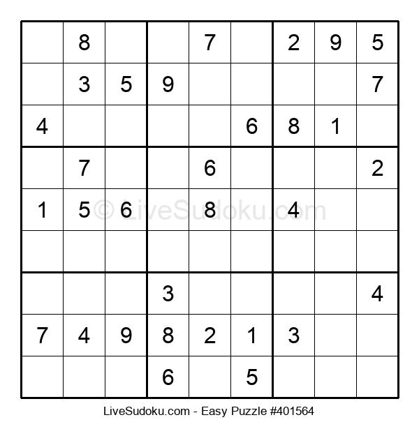 Beginners Puzzle #401564