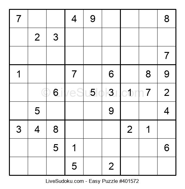 Beginners Puzzle #401572