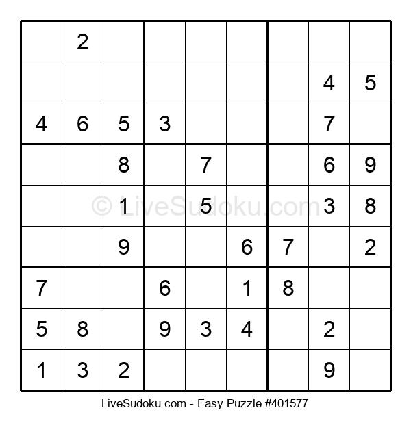 Beginners Puzzle #401577