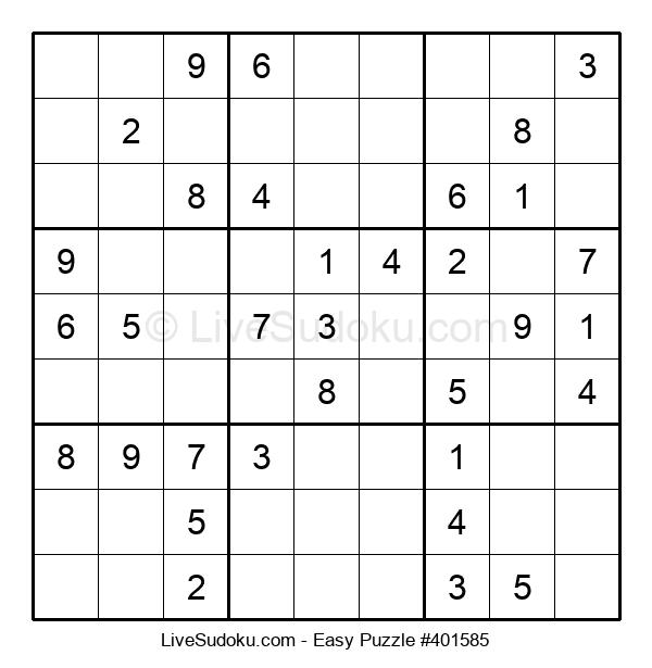 Beginners Puzzle #401585
