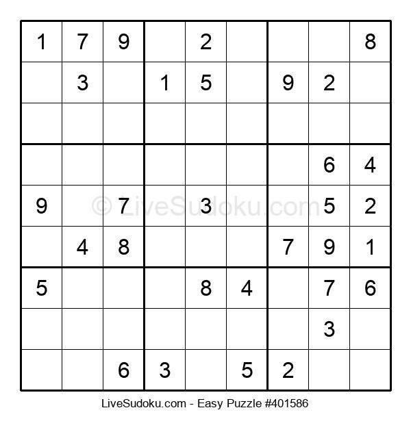 Beginners Puzzle #401586