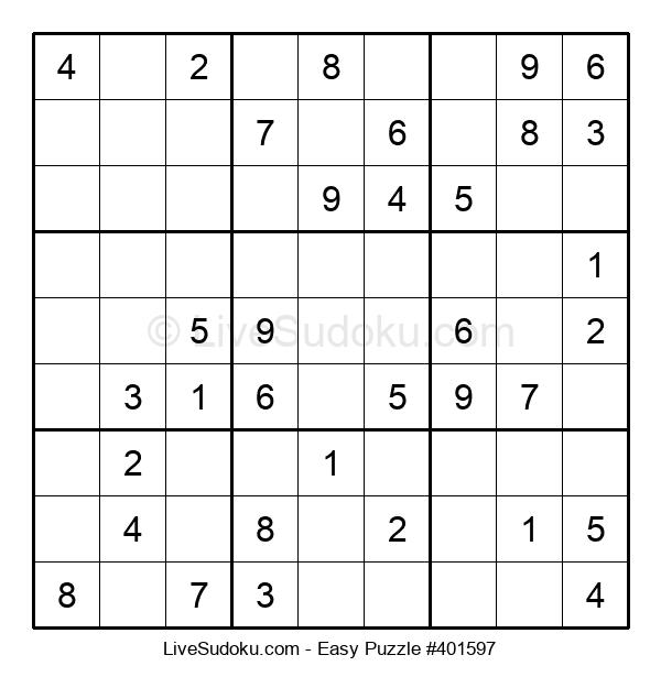 Beginners Puzzle #401597