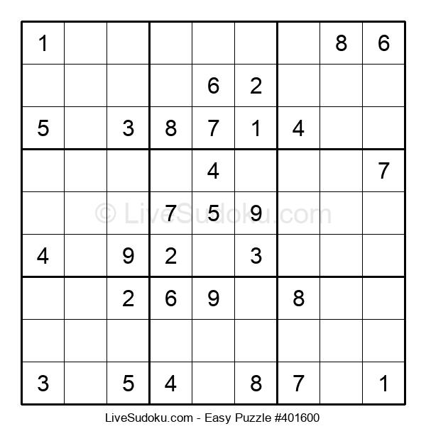 Beginners Puzzle #401600