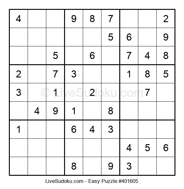 Beginners Puzzle #401605