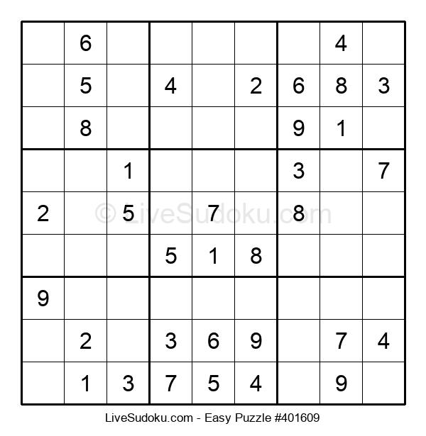 Beginners Puzzle #401609