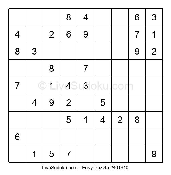Beginners Puzzle #401610