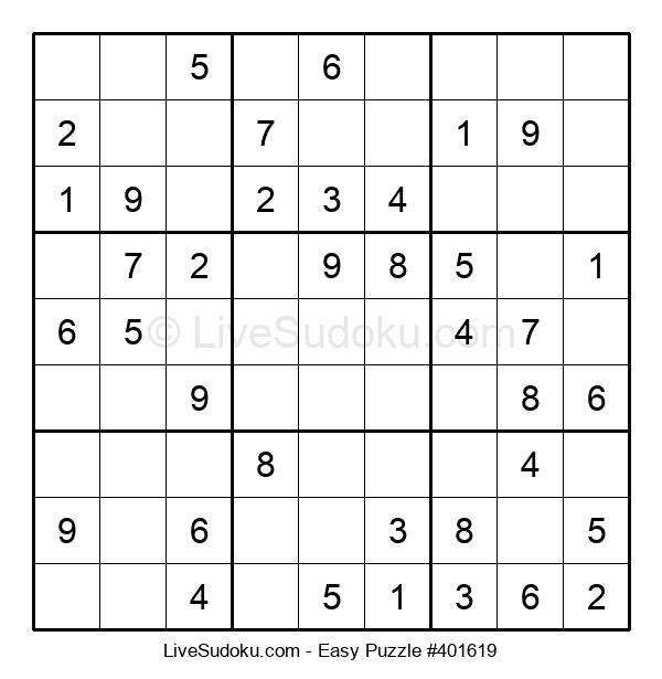 Beginners Puzzle #401619