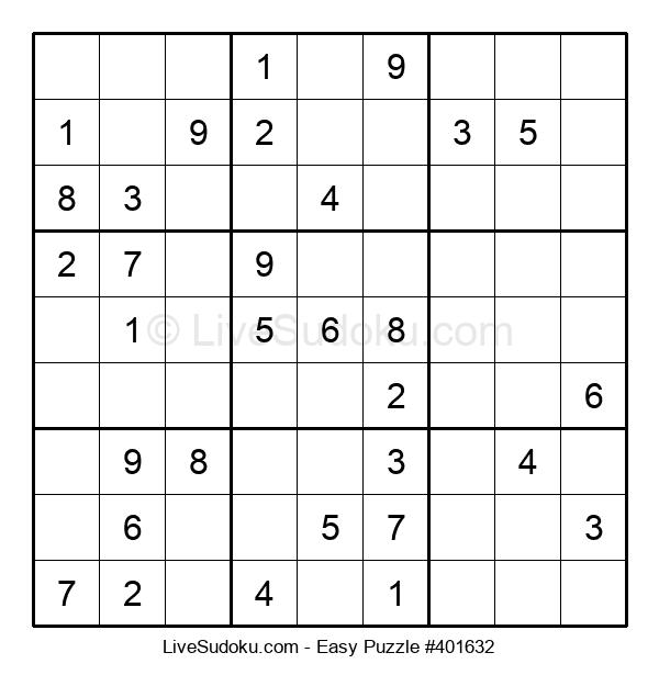 Beginners Puzzle #401632