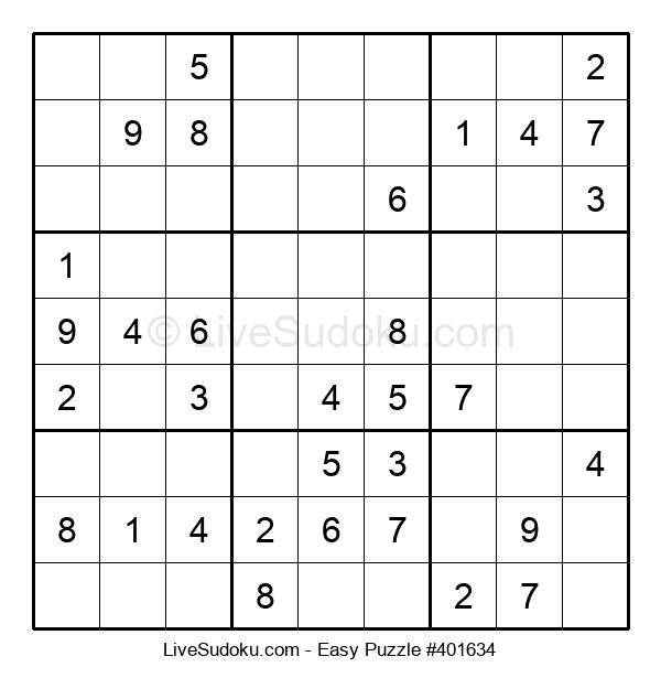 Beginners Puzzle #401634
