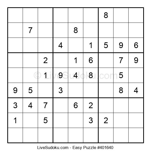 Beginners Puzzle #401640