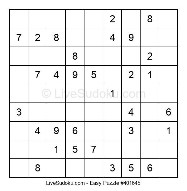 Beginners Puzzle #401645