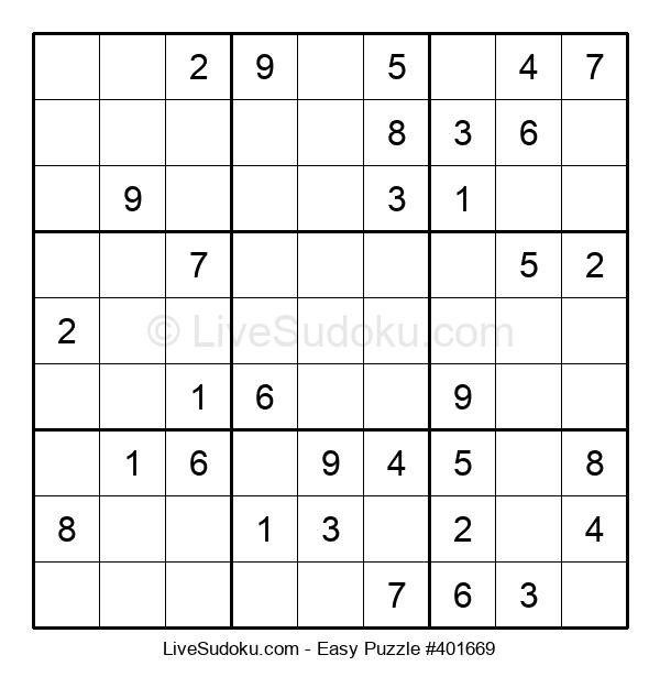 Beginners Puzzle #401669