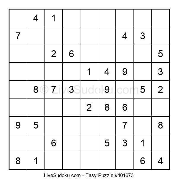 Beginners Puzzle #401673