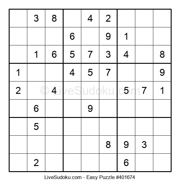 Beginners Puzzle #401674