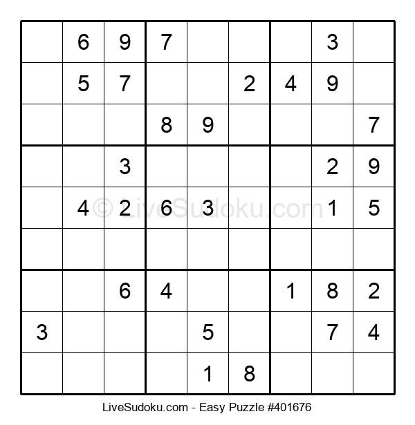 Beginners Puzzle #401676