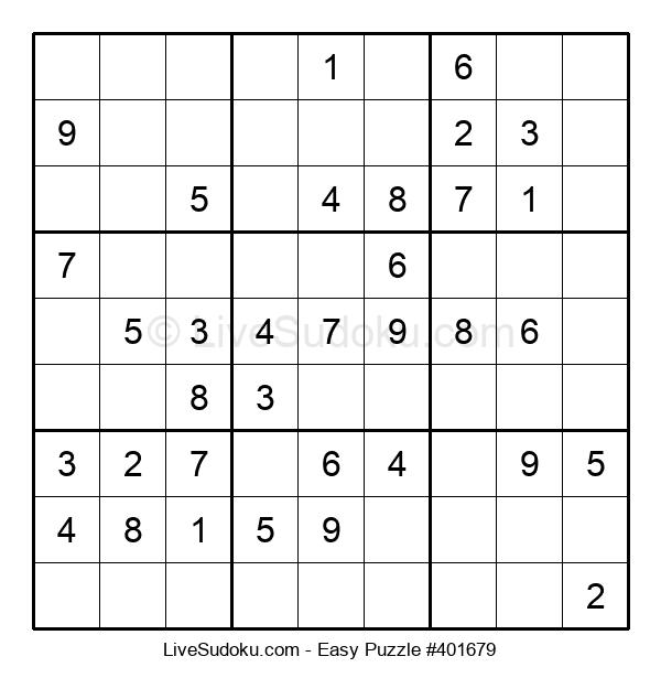 Beginners Puzzle #401679