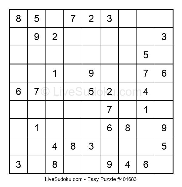 Beginners Puzzle #401683