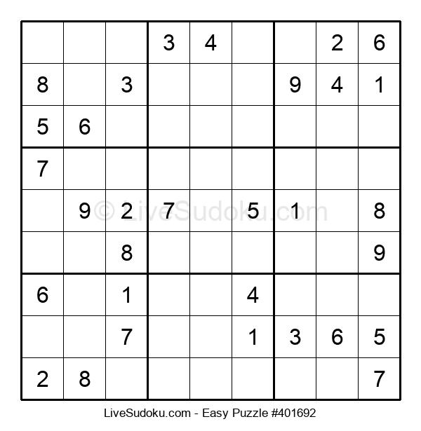 Beginners Puzzle #401692