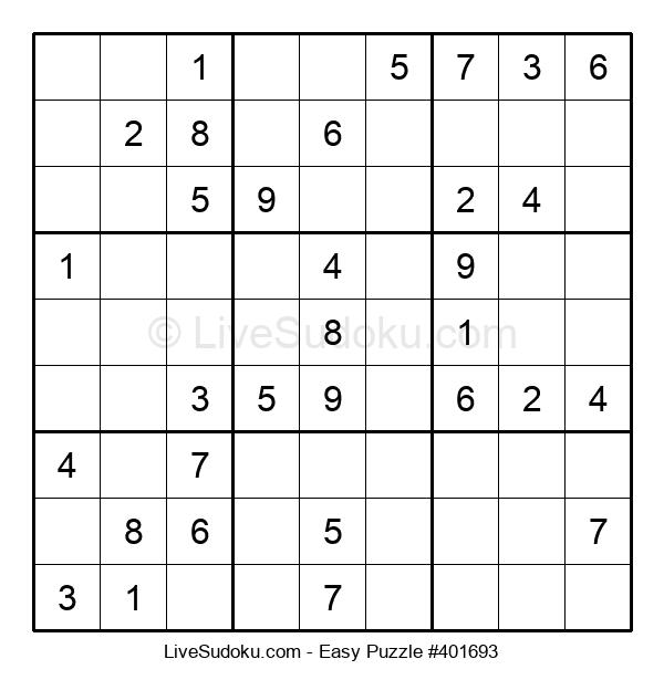 Beginners Puzzle #401693