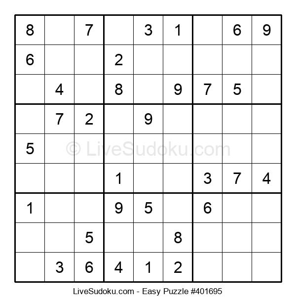 Beginners Puzzle #401695
