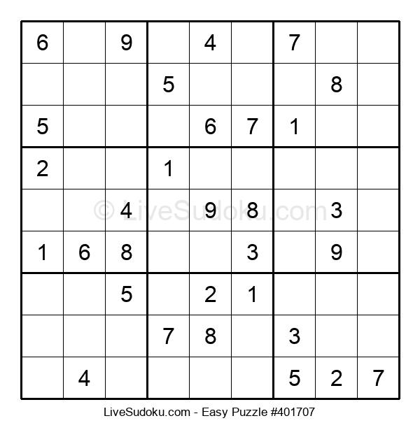 Beginners Puzzle #401707