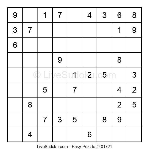 Beginners Puzzle #401721