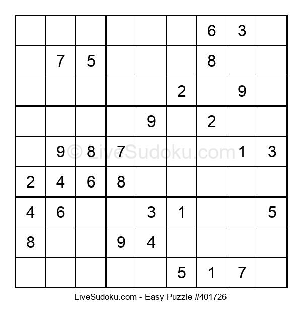 Beginners Puzzle #401726
