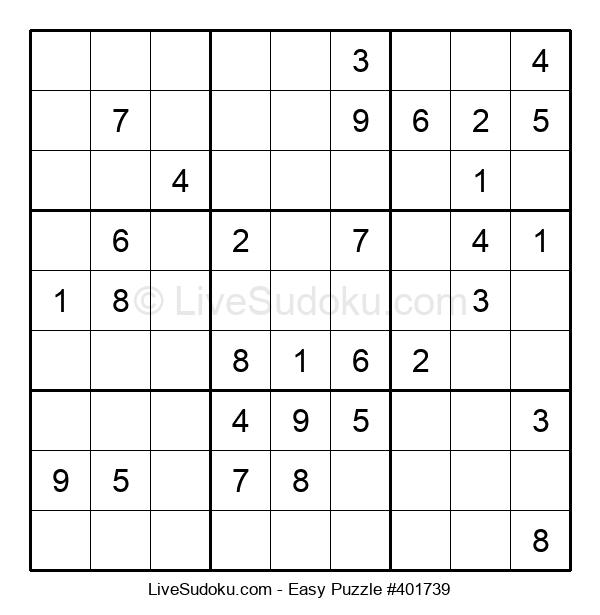 Beginners Puzzle #401739