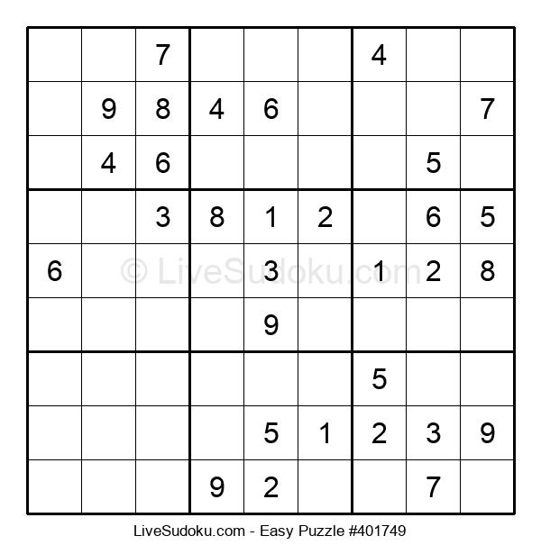 Beginners Puzzle #401749