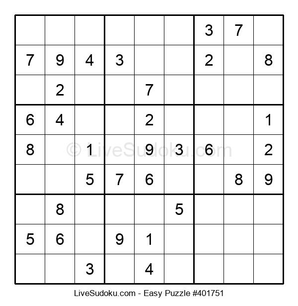 Beginners Puzzle #401751