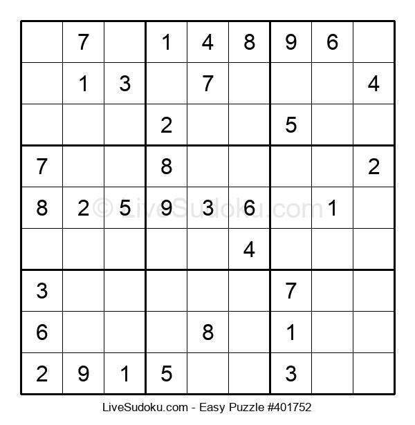 Beginners Puzzle #401752