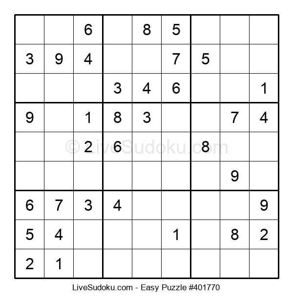 Beginners Puzzle #401770