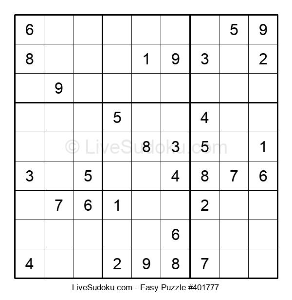 Beginners Puzzle #401777