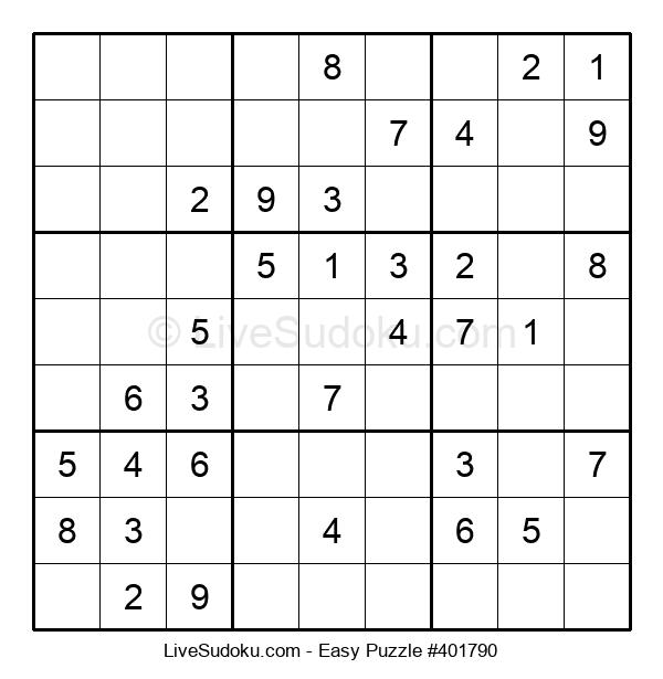 Beginners Puzzle #401790